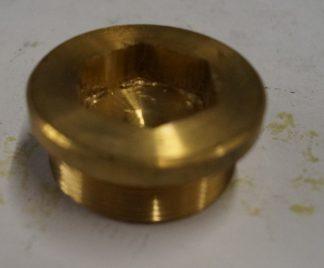 A4.60 2½  Inlet/ cylinder head brass pl